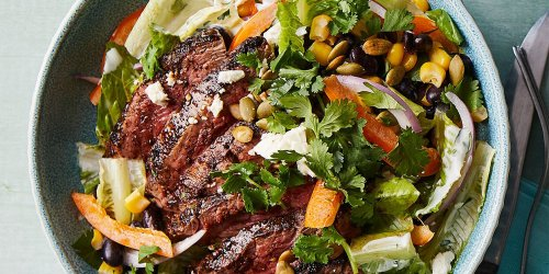 22 Grilled Steak Salads That Are Perfect for Dinner