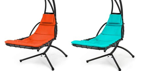 If You Like Amazon's Best-Selling Patio Chair, You'll Love This Under-$250 Hammock Version