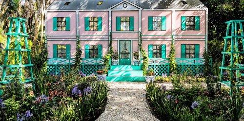 Monet and Lichtenstein Are Taking Over a Garden in Sarasota This Season
