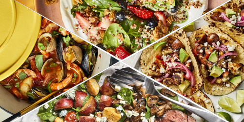 20 Weight Loss Meals That Actually Taste Amazing