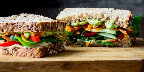 21 No-Cook Lunches for Vegetarians