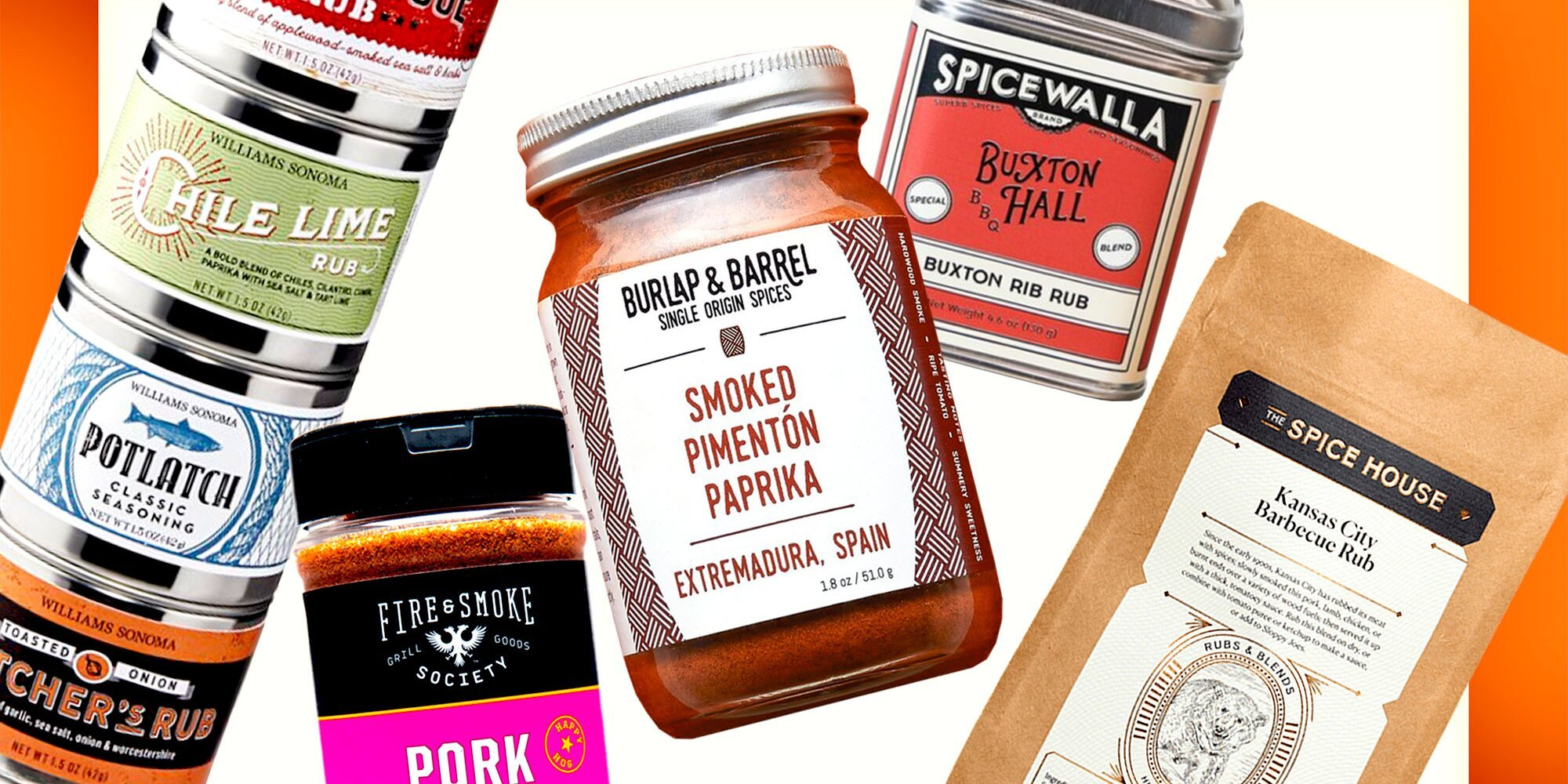 Where to Buy Spices and Rubs to Make Incredible Barbecue at Home