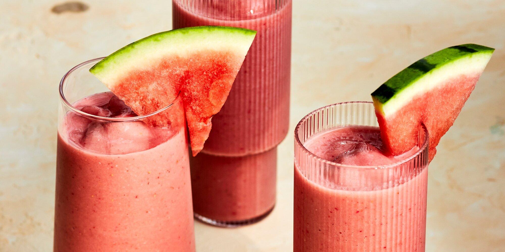Creamy Watermelon Smoothie