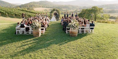 9 Quaint Southern Spots for a Destination Wedding