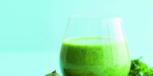Kale, Kiwi & Apple Juice Recipe
