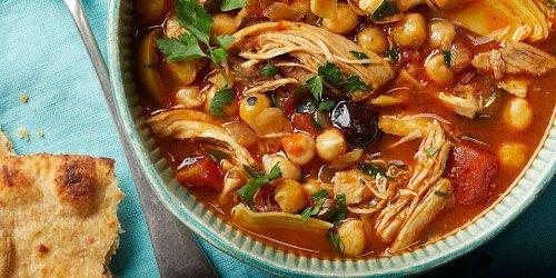16 One-Pot Soups for the Mediterranean Diet