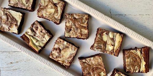 Decadent Is an Understatement in Describing These Cream Cheese Brownies