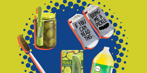 10 Products for People Who Love Pickles