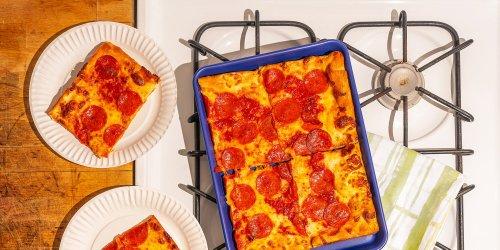 Great Jones' New Quarter Sheet Pan Is a Home Kitchen Necessity