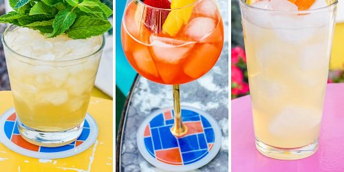 Our 3 Favorite Cocktails to Make with San Pellegrino Soda