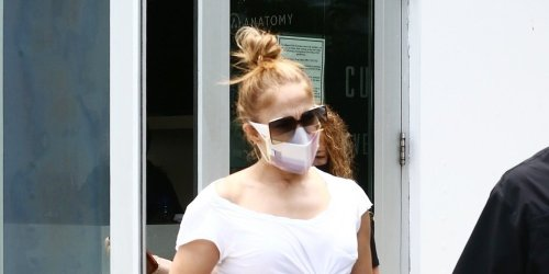 Jennifer Lopez Works Out in Miami, Plus John Stamos, Christopher Meloni and More