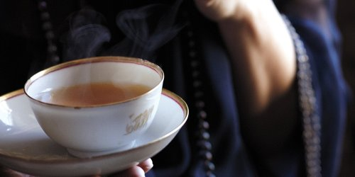 These Are the Health Benefits Associated with Drinking Green, White, and Black Tea