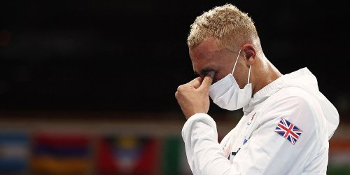 Olympic Boxer Regrets Putting Silver Medal in Pocket While on Podium but Admits, 'I Feel Like a Failure'
