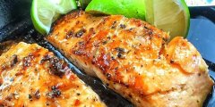 Discover grilled salmon