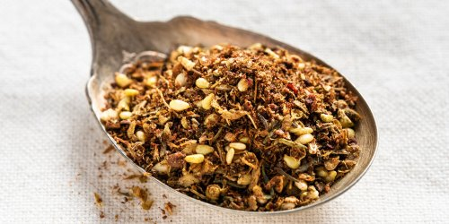 What Is Za'atar? Here's Everything to Know about This Delicious Middle Eastern Spice Blend