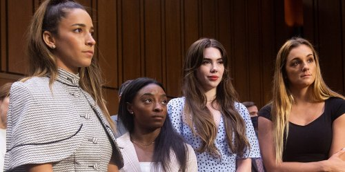Simone Biles and the U.S. Gymnasts Share Painful Testimony in Larry Nassar Case