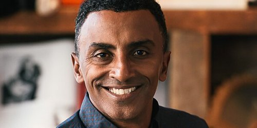 Homemade Podcast Episode 21: Marcus Samuelsson on Music, Food Memories, and Making a Difference