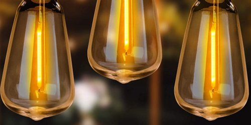 11 Outdoor String Light Sets from Amazon That Will Transform Your Porch