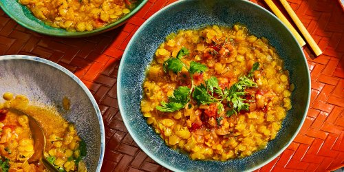 Daal Tarka (Spiced Lentils)
