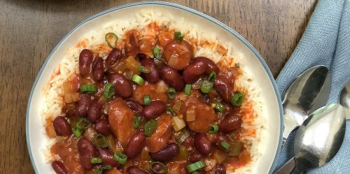 Quick and Easy Red Beans and Rice Recipe