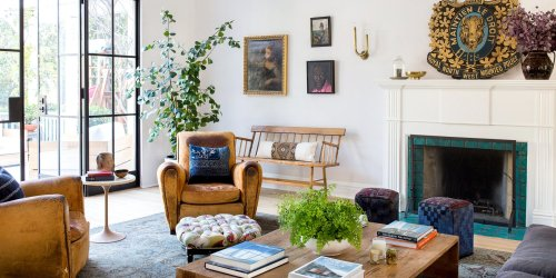 How to Decorate Your Living Room from Start to Finish, According to Two Interior Designers