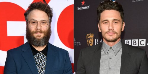Seth Rogen has 'no plans' to work with James Franco following abuse allegations