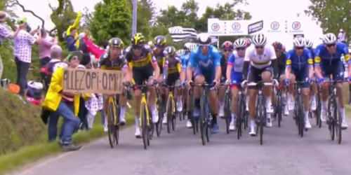 Spectator Who Caused Massive Tour de France Crash Arrested After Days-Long Search: Report
