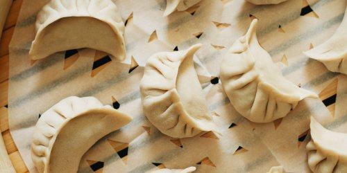 Whenever I Miss My Mom's Cooking, I Make These Delicious Veggie Dumplings