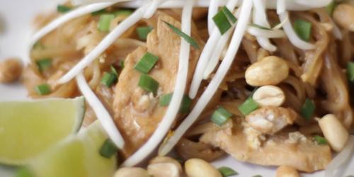 13 Thai Noodle Recipes
