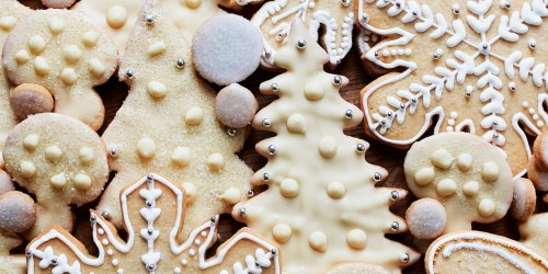 A Glimpse Inside One of Martha's Famous Holiday Cookie Parties