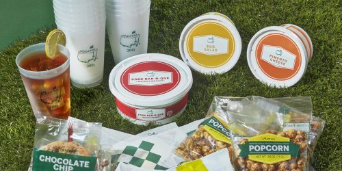 """Augusta National Brings Back """"Taste of the Masters"""" Package, So You Can Eat all The Famous Foods at Home"""