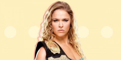 Ronda Rousey Shares Intimate Breastfeeding Photo and Calls Out the Stigma Around Nursing in Public