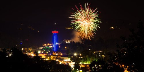 """America's """"First"""" Fourth of July Celebration Returns to Gatlinburg After Last Year's Cancellation"""