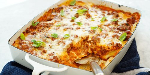 Learn the Secret Trick to This Ultra Decadent Lasagna
