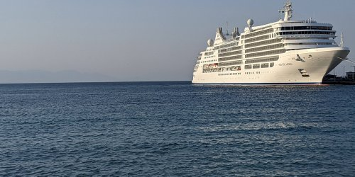I Was on a Fully Vaccinated Cruise Ship in Greece — Here's What It Was Like