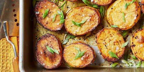 Salt & Vinegar Melting Potatoes