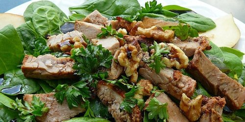 Spinach Salad Recipes