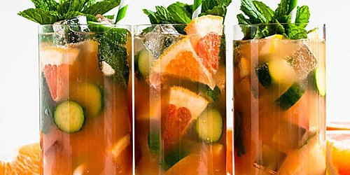 The 10 Best Summer Cocktails That Also Happen to be Kind of Healthy