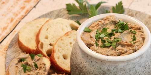 7 Chicken Liver Pâté Recipes That'll Impress Your Guests