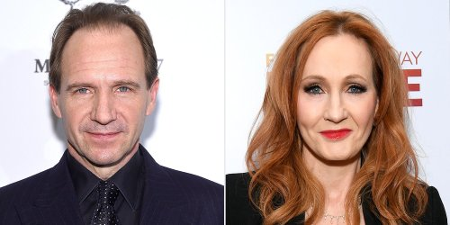 Ralph Fiennes 'Can't Understand' 'Hatred' Toward J.K. Rowling After Her Controversial Trans Comments