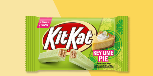 Kit Kat Is Launching a Key Lime Pie Flavor That Tastes Like Spring in a Bite
