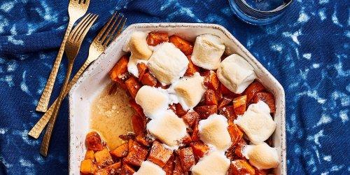 Sweetie's Sweet Potato Casserole