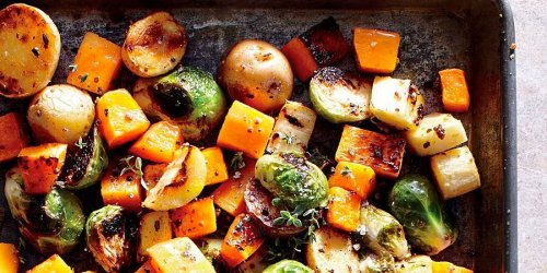 The Secret to Extra-Crispy Roasted Vegetables