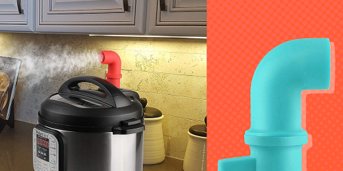 Amazon Shoppers Say This 'Genius' Vent Fixes the Instant Pot's Biggest Design Flaw