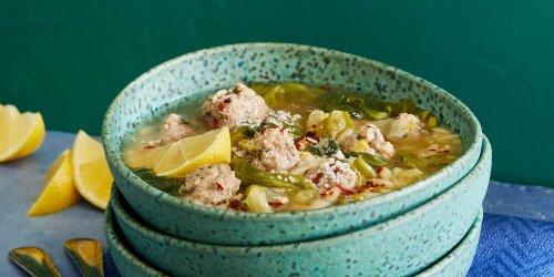 7 Oh-So-Good Orzo Soup Recipes