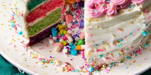 15 Beautiful Birthday Cake Ideas