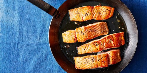 How to Get Perfectly Seared Salmon Fillets Every Time