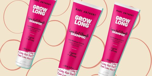 This $8 Shampoo Makes Hair Grow 'Faster Than Ever Before,' According to Amazon Shoppers