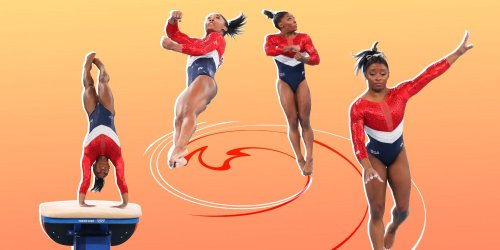 Simone Biles Just Mentioned Having 'the Twisties'—and the Mental Phenomenon Can Be Dangerous