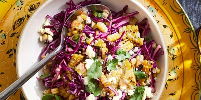 14 Grilled Corn Salads You'll Want to Make All Summer